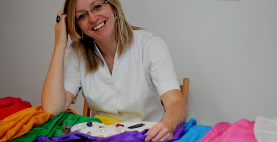 Marcia O'Regan, International Colour Therapist