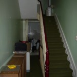 My hallway before