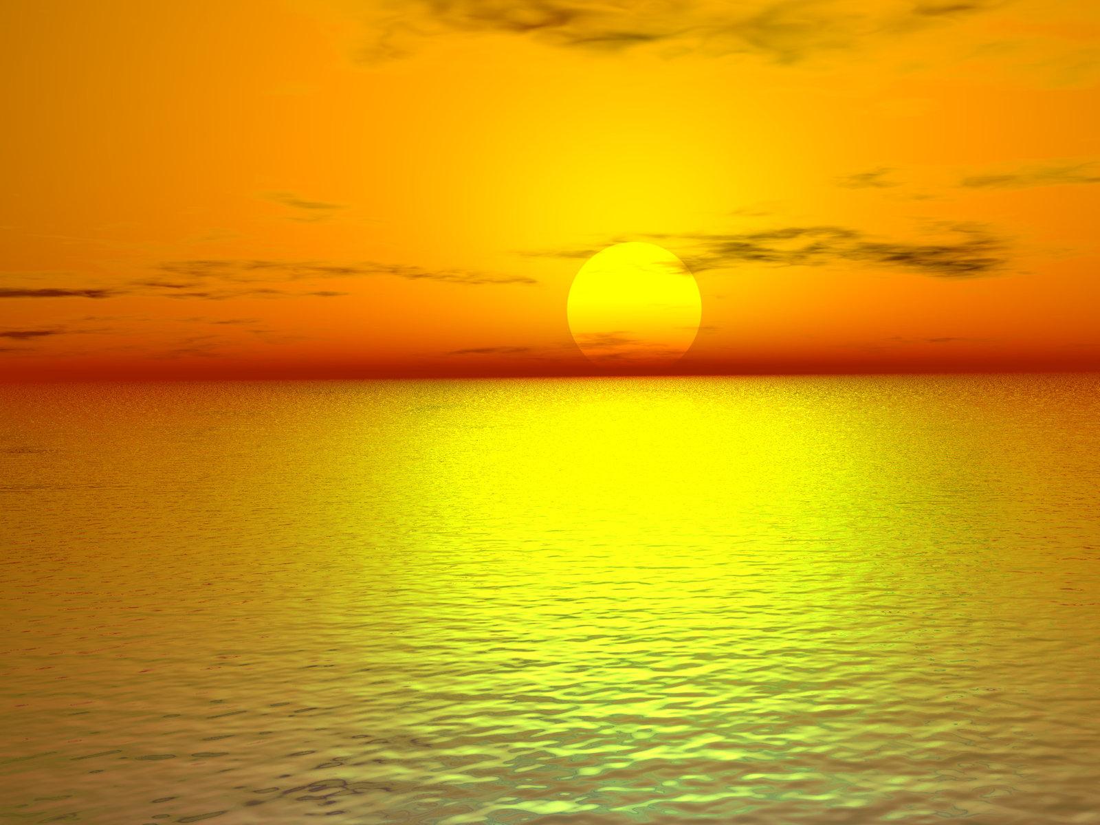 Fern Ridge <b>Golden Sunset</b> - MK METAL PRINTS